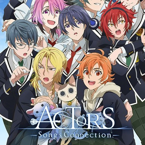Actors Songs Connection Anime